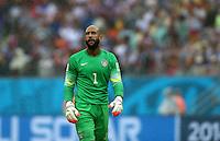 Tim Howard of USA