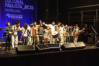 PIRACICABA,SP 23.05.2015 - VIRADA-PAULISTA - A Banda Mais Bonita da Cidade, Dona Zaíra (SuperStar) e Móveis Coloniais de Acaju durante Virada Cultural Paulista na cidade de Piracicaba no interior de São Paulo (Foto: Mauricio Bento / Brazil Photo Press)