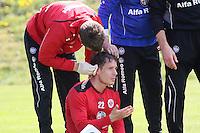 23.04.2014: Eintracht Frankfurt Training