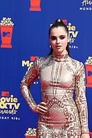 LOS ANGELES - JUN 15:  Vanessa Marano at the 2019 MTV Movie & TV Awards at the Barker Hanger on June 15, 2019 in Santa Monica, CA