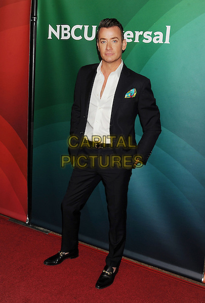 BEVERLY HILLS, CA- JULY 14: TV personality Chris Leavitt attends the 2014 Television Critics Association Summer Press Tour - NBCUniversal - Day 2 held at the Beverly Hilton Hotel on July 14, 2014 in Beverly Hills, California.<br /> CAP/ROT/TM<br /> &copy;Tony Michaels/Roth Stock/Capital Pictures