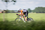 Rabobank Development Team (RDT), Stage 2: Team Time Trial, 62th Olympia's Tour, Netterden, The Netherlands, 13th May 2014, Photo by Pim Nijland / Peloton Photos