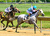 Germaine's Rose winning at Delaware Park on 7/31/17