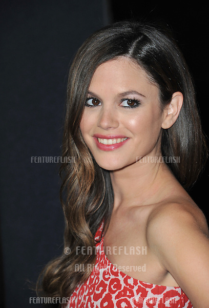 "Rachel Bilson at the Los Angeles premiere of ""Fun Size"" at the Paramount Theatre, Hollywood..October 25, 2012  Los Angeles, CA.Picture: Paul Smith / Featureflash"