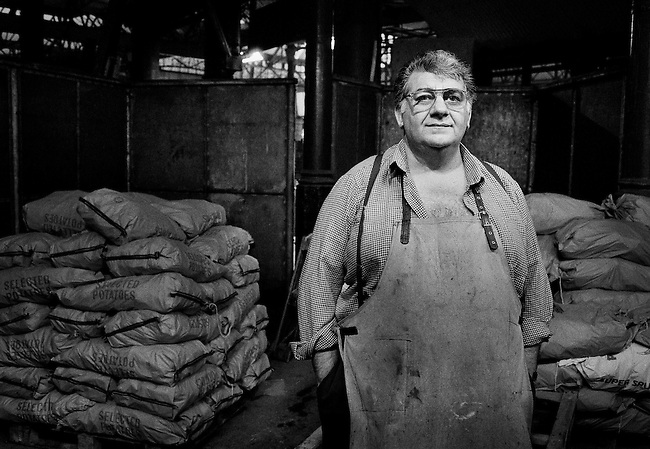 Jeff, Borough Market, London.