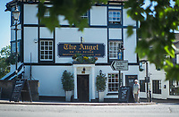 Henley On Thames. Oxfordshire/ Berkshire. United Kingdom. 26/17.05.2017. General View, &quot;The Angel on the bridge&quot; . <br /> <br /> <br /> [Mandatory Credit Peter SPURRIER/Intersport Images]