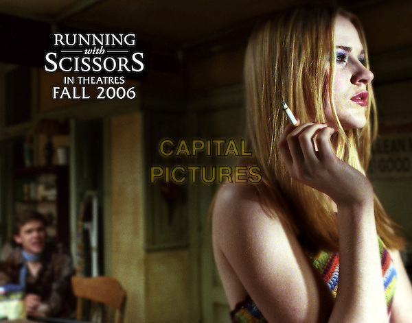 POSTER - AD ART FEATURING JOSEPH CROSS & EVAN RACHEL WOOD.in Running With Scissors.*Editorial Use Only*.Ref: FB.www.capitalpictures.com.sales@capitalpictures.com.Supplied by Capital Pictures.