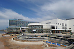 Southport Convention Centre & Ramada Plaza hotel under construction. Contractor: Allenbuild