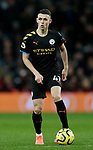 Phil Foden of Manchester City during the Premier League match at Villa Park, Birmingham. Picture date: 12th January 2020. Picture credit should read: Darren Staples/Sportimage