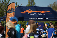 A general view of the Bath Ales stand. The Clash, Aviva Premiership match, between Bath Rugby and Leicester Tigers on April 8, 2017 at Twickenham Stadium in London, England. Photo by: Rogan Thomson / JMP for Onside Images
