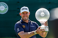 Lee Westwood (ENG) winner of the Nedbank Golf Challenge hosted by Gary Player,  Gary Player country Club, Sun City, Rustenburg, South Africa. 11/11/2018 <br /> Picture: Golffile | Tyrone Winfield<br /> <br /> <br /> All photo usage must carry mandatory copyright credit (&copy; Golffile | Tyrone Winfield)