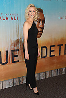"10 January 2019 - Hollywood, California - Sara Gadon. ""True Detective"" third season premiere held at Directors Guild of America.   <br /> CAP/ADM/BT<br /> ©BT/ADM/Capital Pictures"