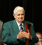 17 January 2004: Harry Keough. The five surviving members of the US team that defeated England at the 1950 World Cup in Brazil were named honorary All-Americans at the Charlotte Convention Center in Charlotte, NC as part of the annual National Soccer Coaches Association of America convention..