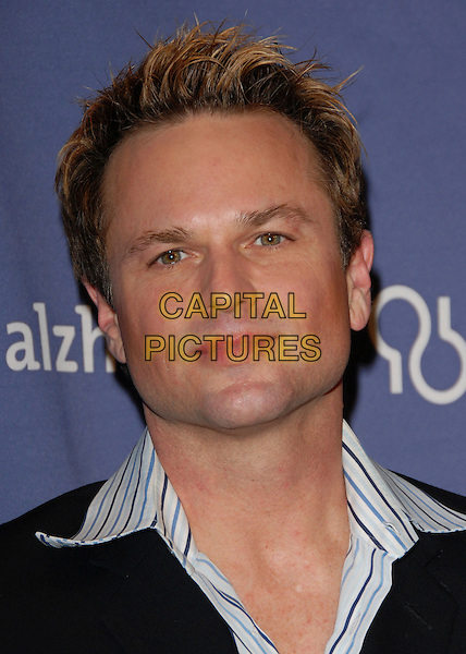 "SAM HARRIS.The 15th Annual ""A Night at Sardi's"" Fundraiser and Awards held at The Beverly Hilton Hotel in Beverly Hills, California, USA..March 7th, 2007.headshot portrait .CAP/DVS.©Debbie VanStory/Capital Pictures"