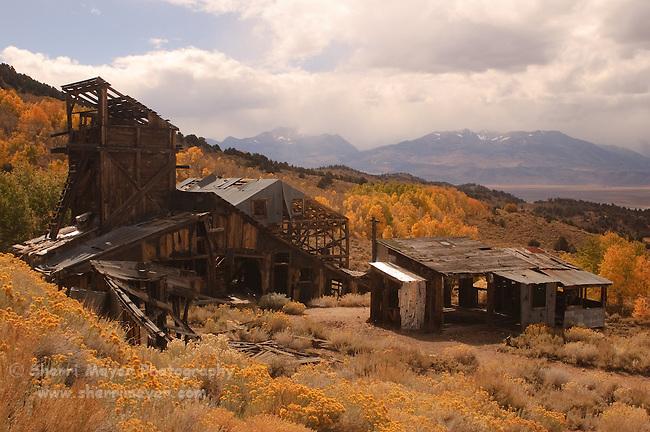 Chemung Mine, Bridgeport, California