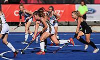 Pro League Hockey, Vantage Blacksticks v Germany. Nga Puna Wai Hockey Stadium, Christchurch, New Zealand. Friday 15th February 2019. Photo: Simon Watts/Hockey NZ