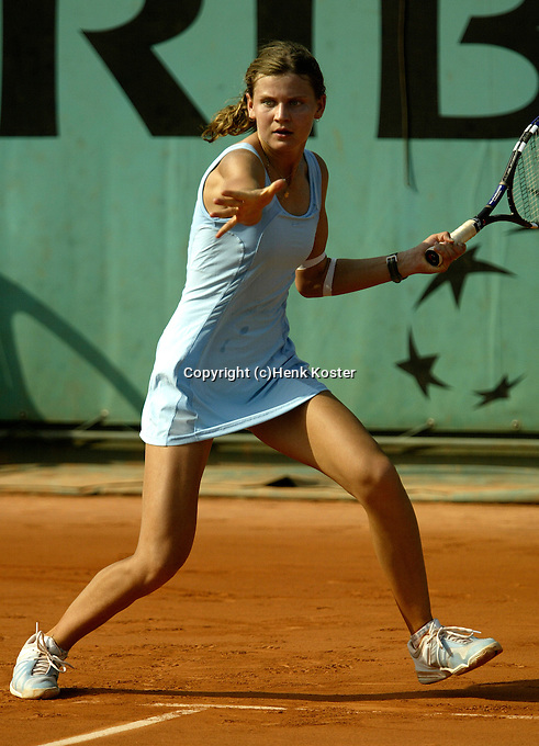 20030601, Paris, Tennis, Roland Garros, Safarova