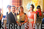 Karyn Moriarty at Kerry Fashion Weekend at the Brehon Hotel Killarney on Sunday