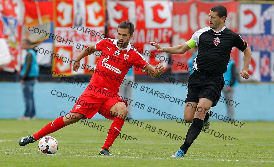 Fudbal Super liga season 2013-2014<br /> Vozdovac v Crvena Zvezda<br /> Goran Gogic left<br /> Beograd, 22.09.2013.<br /> foto: Srdjan Stevanovic/Starsportphoto &copy;