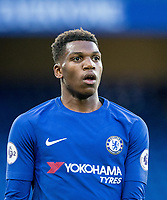 Dujon STERLING of Chelsea during the U23 Premier League 2 match between Chelsea and Derby County at Stamford Bridge, London, England on 18 August 2017. Photo by Andy Rowland.<br /> **EDITORIAL USE ONLY FA Premier League and Football League are subject to DataCo Licence.