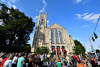St. Paul United Methodist Church Interfaith Peace Vigil for Charlottesville