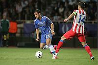 Eden Hazard (Chelsea) - Gabi (Atletico Madrid)