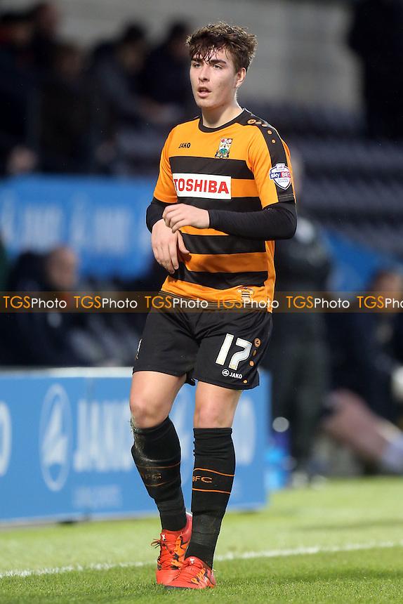 Sam Muggleton of Barnet during Barnet vs Newport County at the Hive Stadium