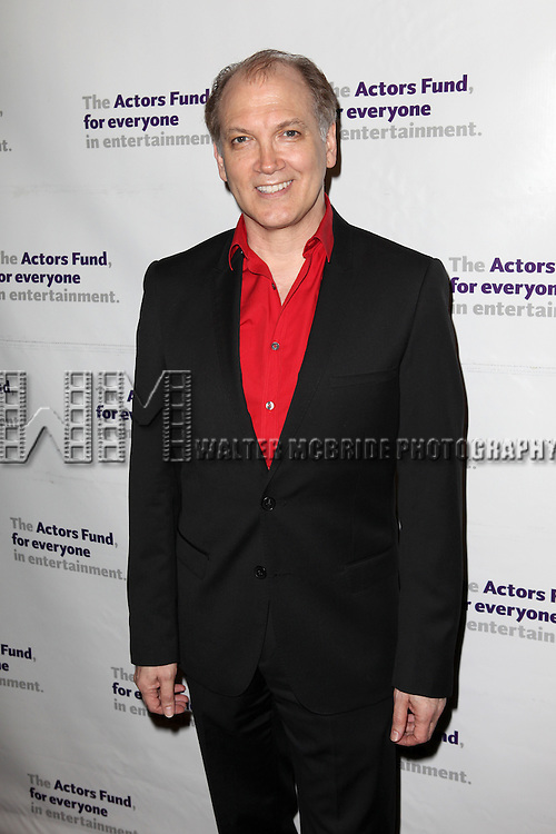 Charles Busch.attending the Actors Fund Gala honoring Harry Belafonte, Jerry Stiller, Anne Meara & David Steiner at the Mariott Marquis Hotel in New York City on 5/21/12