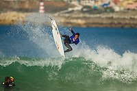 SUPERTUBOS, Peniche/Portugal (Monday, October 15, 2012) Adriano de Souza (BRA). - The Rip Curl Pro Portugal was put on hold for most of the morning today giving some of the Top 34 a chance to free surf the waves on offer at Supertubes..Photo: joliphotos.com