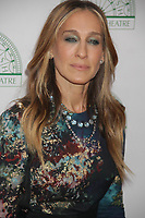 SARAH JESSICA PARKER<br /> AT Irish Repertory Theatre's YEATS<br /> THE Celebration of 150th Anniversary of the birth of Nobel Prize poet William Butler Yeats  6-8-2015<br /> Photo By John Barrett/PHOTOlink