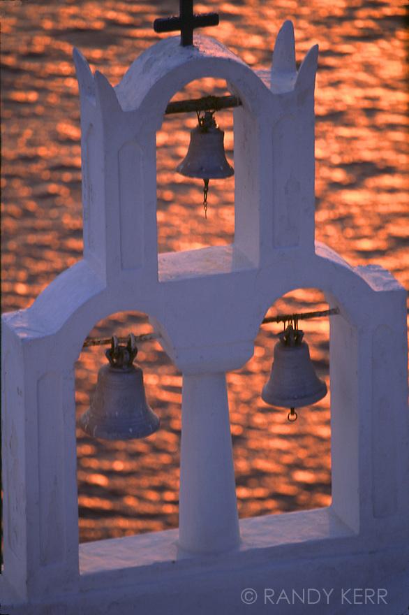 Bells on Santorini