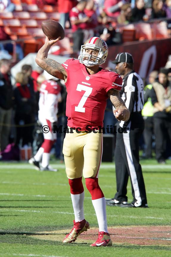 QB Colin Kaepernick (49ers)