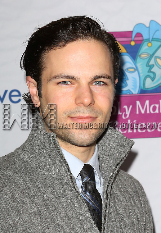 Jonny Orsini attends the 14th Annual 'Only Make Believe' Gala at the Bernard B. Jacobs Theatre on November 4, 2013  in New York City.