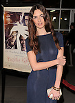 Paz Vega attends the New Films Cinema's Premiere of Burning Palms held at The Arclight Theatre in Hollywood, California on January 12,2011                                                                               © 2010 DVS / Hollywood Press Agency