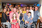 Lorraine Conway from Castlemine celebrated her 40th birthday surrounded by friends and family in the Corkerys Bar, Killarney last Saturday night.