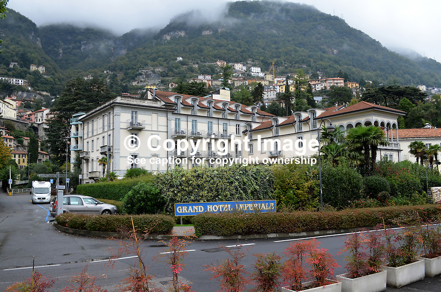 Grand Hotel Imperiale, Moltrasio, Lake Como, Italy, September 2014, 201410083804<br />