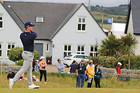 Brandon Stone (RSA) on the 18th fairway during the 3rd round of the Dubai Duty Free Irish Open, Lahinch Golf Club, Lahinch, Co. Clare, Ireland. 06/07/2019<br /> Picture: Golffile | Thos Caffrey<br /> <br /> <br /> All photo usage must carry mandatory copyright credit (© Golffile | Thos Caffrey)
