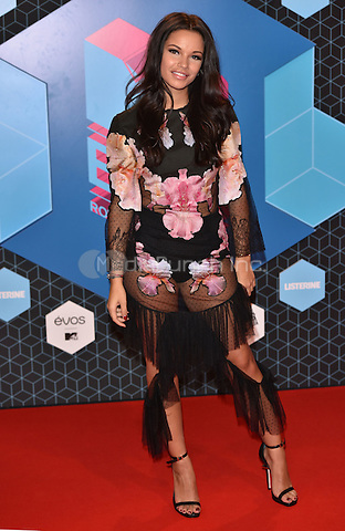 Monica Geuze<br /> 2016 MTV EMAs in Ahoy Arena, Rotterdam, The Netherlands on November 06, 2016.<br /> CAP/PL<br /> &copy;Phil Loftus/Capital Pictures /MediaPunch ***NORTH AND SOUTH AMERICAS ONLY***