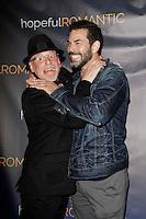 LOS ANGELES - NOV 9: Benjamin Pollack, Chuck Saculla at the special screening of Matt Zarley's 'hopefulROMANTIC' at the American Film Institute on November 9, 2014 in Los Angeles, California