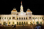 City Hall Of Ho Chi Minh City