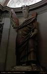 St Andrew Niccolo Longhi da Viggiu 1570 Sacristy St Peter's Basilica Rome