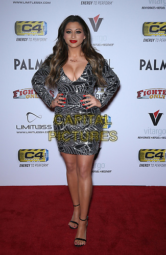 03 July 2019 - Las Vegas, NV - Jessica Vaugn. 11th Annual Fighters Only World MMA Awards Arrivals at Palms Casino Resort. <br /> CAP/ADM/MJT<br /> © MJT/ADM/Capital Pictures