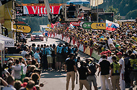 Julian Alaphilippe (FRA/Quick-Step Floors) wins stage 10 (Annecy > Le Grand-Bornand:159km)<br /> <br /> 105th Tour de France 2018<br /> ©kramon