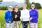 Julie Leonard Ann Looney Breda Neeson Sinead O'Shea Killarney at the St Mary of the Angels golf classic in Killarney Golf and Fishing club on Friday