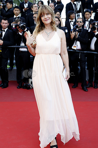 Nastassja Kinski attending the closing-night of the 70th Cannes Film Festival at the Palais des Festivals on May 28, 2017in Cannes, France | Verwendung weltweit/picture alliance /MediaPunch ***FOR USA ONLY***