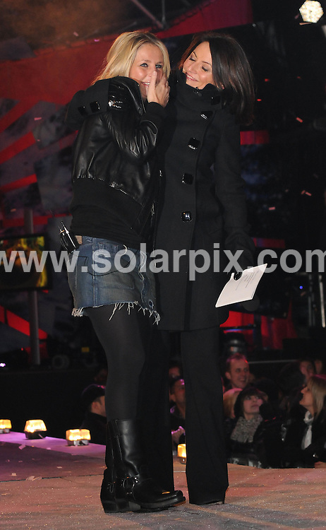 **ALL ROUND PICTURES FROM SOLARPIX.COM**.**WORLDWIDE SYNDICATION RIGHTS**.Celebrity Big Brother final night..This pic:  Ulrika Jonsson wins Celebrity Big Brother 2009 .JOB REF:  8309   SSD     DATE:  23.01.09.**MUST CREDIT SOLARPIX.COM OR DOUBLE FEE WILL BE CHARGED* *ONLINE USAGE FEE £50.00 PER PICTURE - NOTIFICATION OF USAGE TO PHOTO@SOLARPIX.COM*..