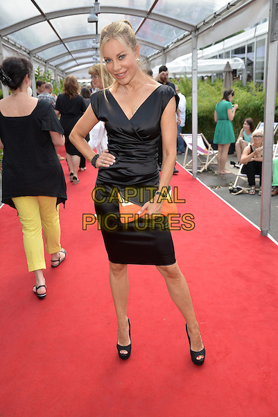 BERLIN, GERMANY - JULY 09:  Xenia Seeberg attends the Minx by Eva Lutz show during the Mercedes-Benz Fashion Week Spring/Summer 2015 at Erika Hess Eisstadion on July 9, 2014 in Berlin, Germany. <br /> CAP/AAP/PAN<br /> &copy;Panckow/AAP/Capital Pictures