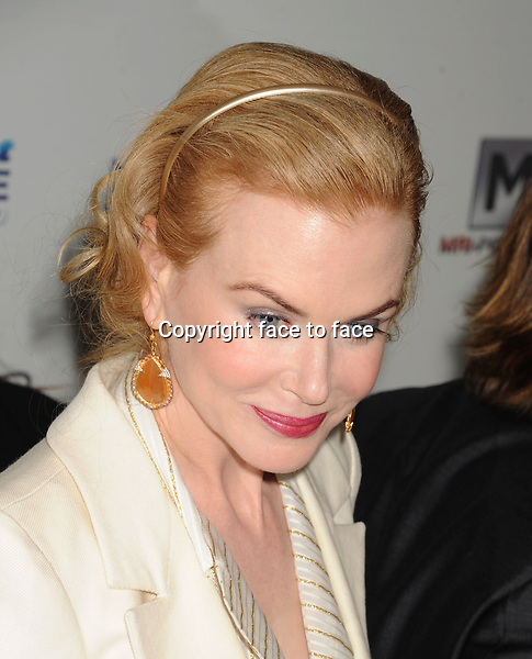 Nicole Kidman attends the Gold Meets Gold Event, held at the Equinox Sports Club Flagship West Los Angeles location on Saturday, January 12, 2013 in Los Angeles, California...Credit: Mayer/face to face - No Rights for USA and Canada -