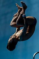 WOO Haram KOR KOREA<br /> Gwangju South Korea 20/07/2019<br /> Diving Men's 10m Platform Final<br /> 18th FINA World Aquatics Championships<br /> Nambu University Aquatics Center <br /> Photo © Andrea Staccioli / Deepbluemedia / Insidefoto