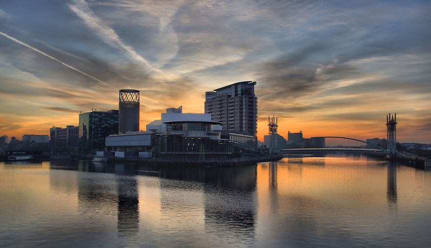 Chalkie Bolton Photography, Media City